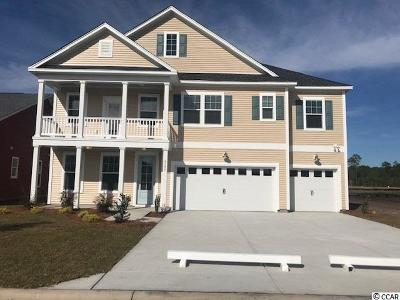 Myrtle Beach Single Family Home Active Under Contract: 6186 Chadderton Circle
