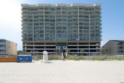 North Myrtle Beach Condo/Townhouse For Sale: 1003 S Ocean Blvd. S #405