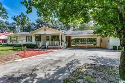 Conway Single Family Home For Sale: 1610 Caines Landing Rd.