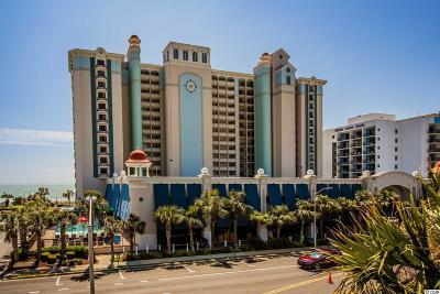 Myrtle Beach Condo/Townhouse For Sale: 2311 S Ocean Blvd. #364