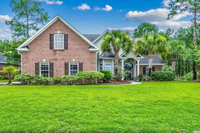 Myrtle Beach Single Family Home For Sale: 9438 Carrington Dr.