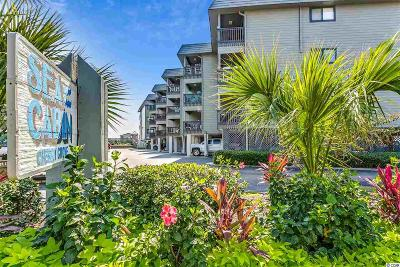 North Myrtle Beach Condo/Townhouse For Sale: 6000 N Ocean Blvd. N #314