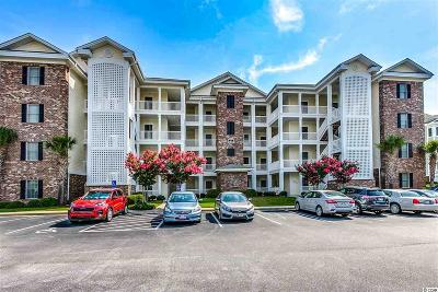 Myrtle Beach Condo/Townhouse For Sale: 4812 Magnolia Lake Dr. #61-301