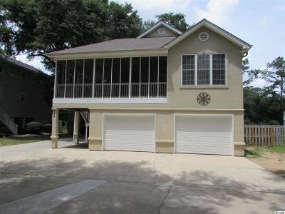 Murrells Inlet Single Family Home For Sale: 584 Hammock Ave.