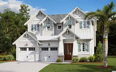 Myrtle Beach Single Family Home For Sale: Lot 4 Ocean Village Dr.