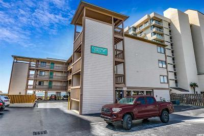 North Myrtle Beach Condo/Townhouse For Sale: 2009 S Ocean Blvd. #306