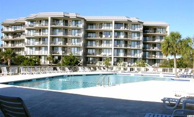 Pawleys Island Condo/Townhouse Active Under Contract: 371 South Dunes Dr.