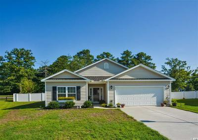 Conway Single Family Home For Sale: 336 Pickney Ct.