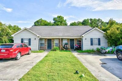 Conway Multi Family Home Active Under Contract: 1802 Barberry Dr.