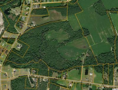 Loris Residential Lots & Land For Sale: Tbd Daisy Rd.