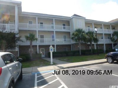 North Myrtle Beach Condo/Townhouse For Sale: 6253 Catalina Dr. #1722