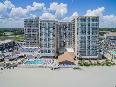 Myrtle Beach Condo/Townhouse For Sale: 9550 Shore Dr. #233
