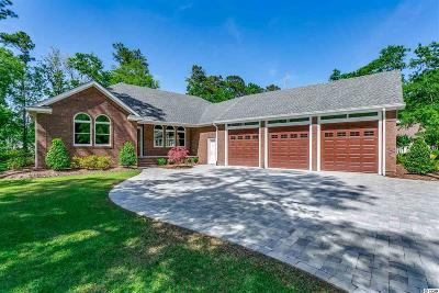 Pawleys Island Single Family Home For Sale: 225 Georgetown Dr.