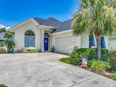 Murrells Inlet Single Family Home For Sale: 9915 Largo Ct.