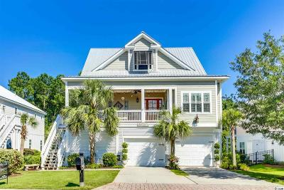 Murrells Inlet Single Family Home For Sale: 52 Summer Wind Loop