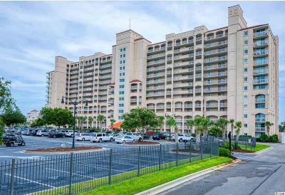North Myrtle Beach Condo/Townhouse For Sale: 4801 Harbor Point Dr. #209