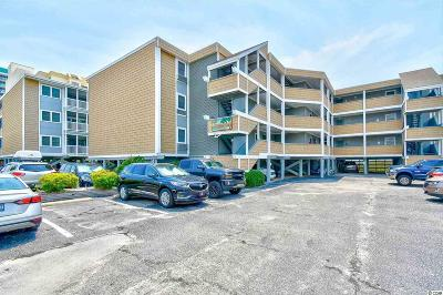 Condo/Townhouse For Sale: 2405 S Ocean Blvd. #204