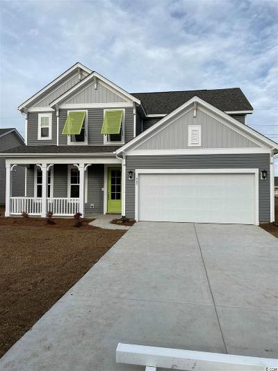 Myrtle Beach Single Family Home Active Under Contract: 547 Oyster Dr.