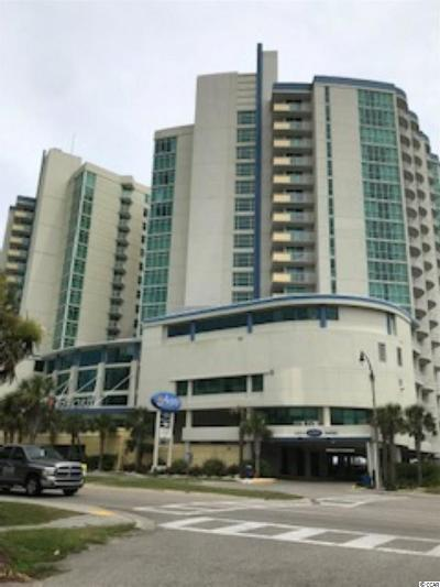 Condo/Townhouse For Sale: 300 N Ocean Blvd. #202