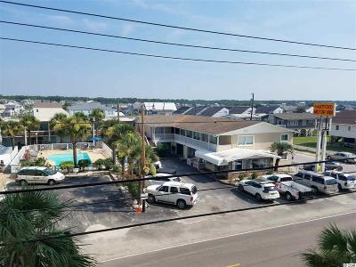 Condo/Townhouse For Sale: 5409 N Ocean Blvd. #108