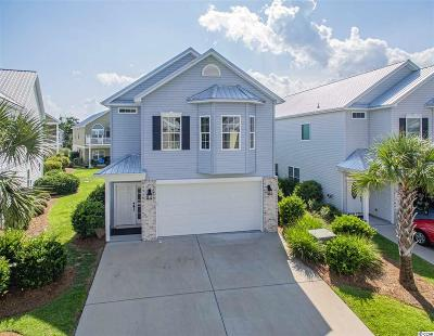 North Myrtle Beach Single Family Home Active Under Contract: 1403 Cottage Cove Circle