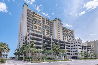 Condo/Townhouse For Sale: 201 S Ocean Blvd. #502