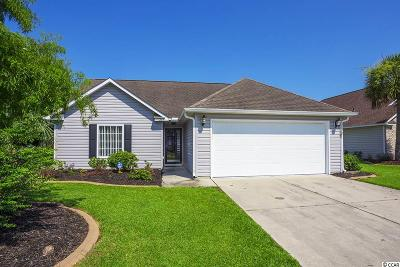 Myrtle Beach Single Family Home For Sale: 266 Coldwater Circle