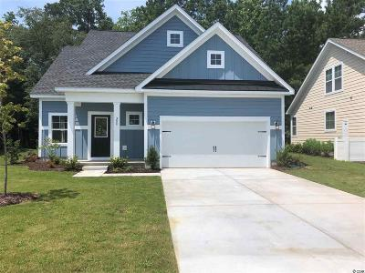 Murrells Inlet Single Family Home For Sale: 208 Ponte Vedra Dr.