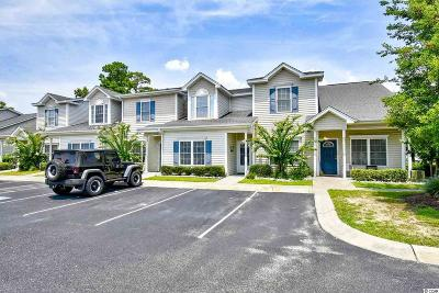 Myrtle Beach Condo/Townhouse For Sale: 100 Spring Creek Dr. #C