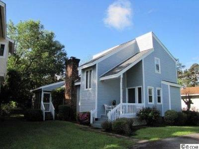 Myrtle Beach Single Family Home For Sale: 3522 Lighthouse Way