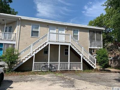 Myrtle Beach Condo/Townhouse For Sale: 615 37th Ave. N #f