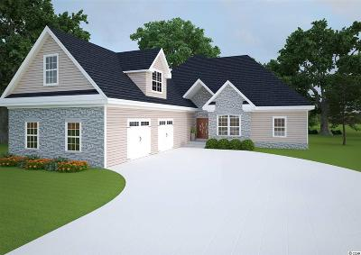 Myrtle Beach Single Family Home For Sale: 9425 Carrington Dr.