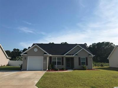 Myrtle Beach Single Family Home For Sale: 301 Encore Circle