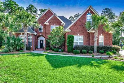 Myrtle Beach Single Family Home Active Under Contract: 3004 Bellfield Ct.