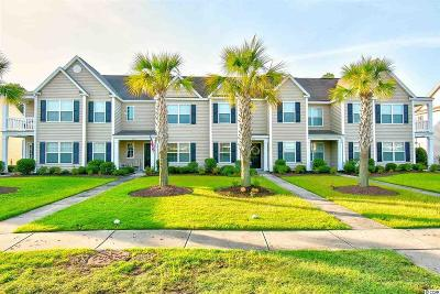 Myrtle Beach Condo/Townhouse For Sale: 4572 Livorn Loop #4572