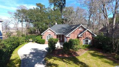 Pawleys Island Single Family Home For Sale: 198 Portrush Loop