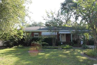 Georgetown Single Family Home For Sale: 934 Brinkley St.
