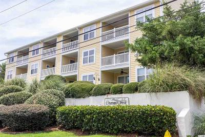 North Myrtle Beach Condo/Townhouse For Sale: 3401 Dunes St. #A3