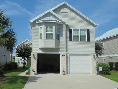 North Myrtle Beach Single Family Home For Sale: 1417 Cottage Cove Circle