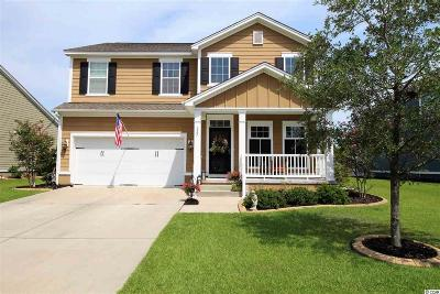 Murrells Inlet Single Family Home For Sale: 327 Simplicity Dr.