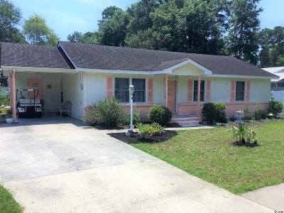 Surfside Beach Single Family Home For Sale: 711 S Hollywood Dr.