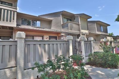 Surfside Beach Condo/Townhouse For Sale: 617 14th Ave. S #77