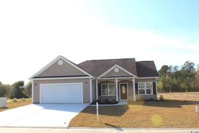 Aynor, Galivants Ferry Single Family Home For Sale: 101 Baylee Circle