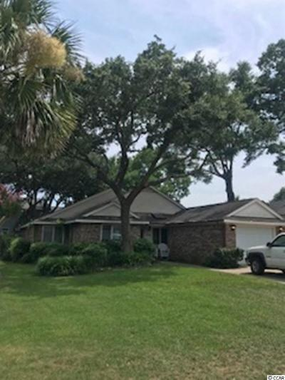 Murrells Inlet, Garden City Beach Single Family Home Active Under Contract: 678 Mount Gilead Place Dr.