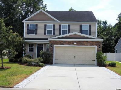 Murrells Inlet, Garden City Beach Single Family Home For Sale: 245 Golden Oaks Dr.