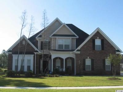 Myrtle Beach Single Family Home Active Under Contract: 8604 Hopper Ct.