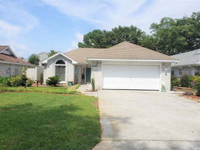Myrtle Beach Single Family Home For Sale: 966 Court Yard Dr.