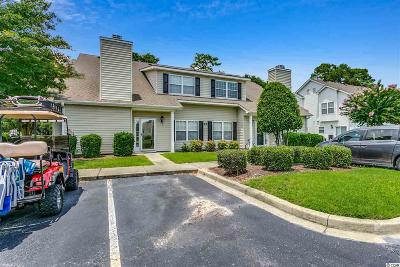 North Myrtle Beach Condo/Townhouse For Sale: 503 20th Ave. N #45-D