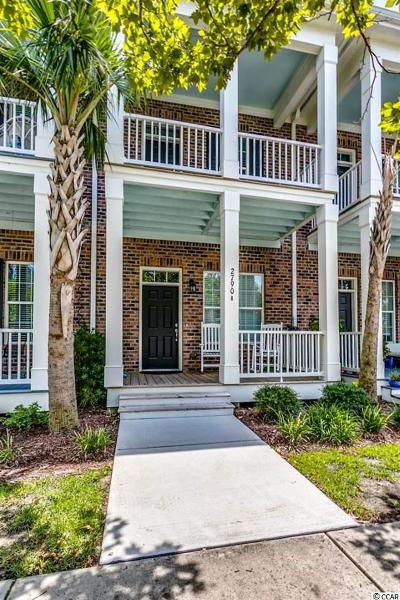 Myrtle Beach Condo/Townhouse For Sale: 2790 Howard Ave. #B