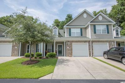 Murrells Inlet Condo/Townhouse For Sale: 775 Painted Bunting Ct. #D